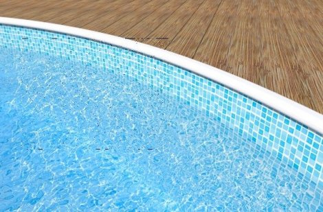 Líners para piscinas