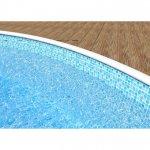 Líner mosaico piscina desmontable