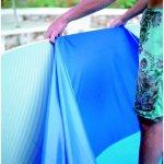 Liner Gre color azul Ø 3,00x1,20 cm. para piscinas redondas.