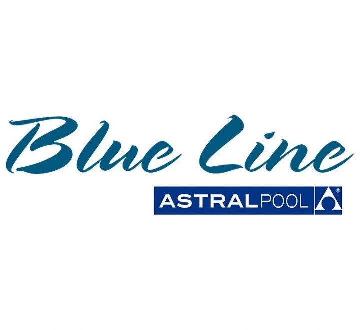 Logotipo blue line de astralpool