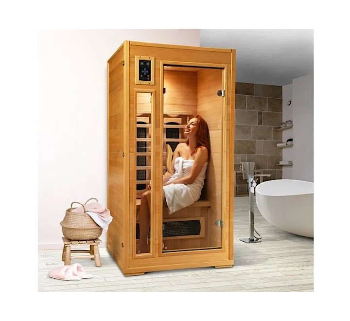 Sauna Infrarrojos Mariana 2
